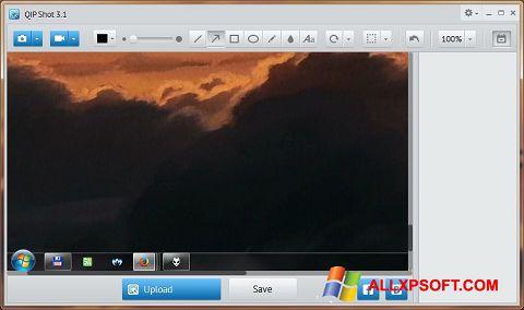 Capture d'écran QIP Shot pour Windows XP