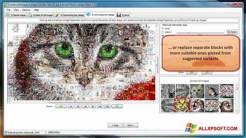 Capture d'écran Photo Collage Maker pour Windows XP