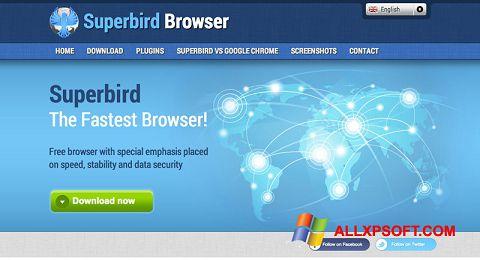 Capture d'écran Superbird pour Windows XP