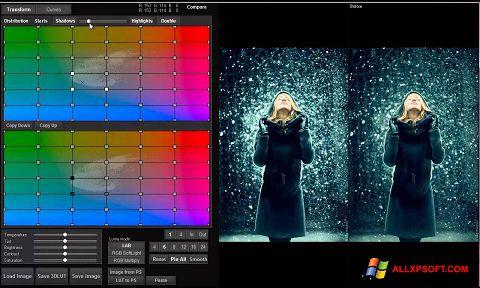 Capture d'écran 3D LUT Creator pour Windows XP