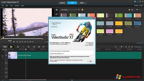 Capture d'écran Corel VideoStudio pour Windows XP