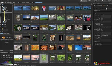 Capture d'écran ACDSee Pro pour Windows XP