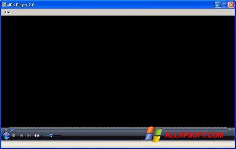 Capture d'écran MP4 Player pour Windows XP