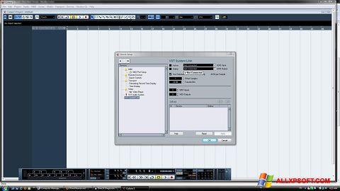 Capture d'écran ASIO4ALL pour Windows XP
