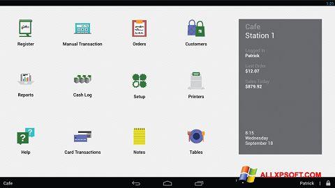 Capture d'écran Clover pour Windows XP