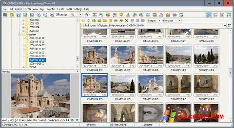Télécharger FastStone Image Viewer pour Windows XP (32/64 bit) en Français