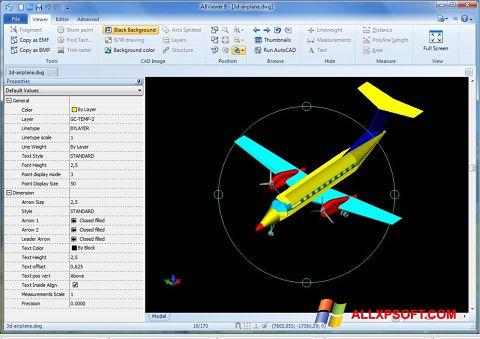 Capture d'écran ABViewer pour Windows XP